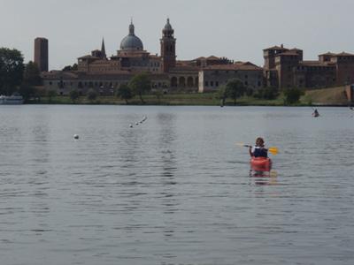 Il lago superiore di Mantova