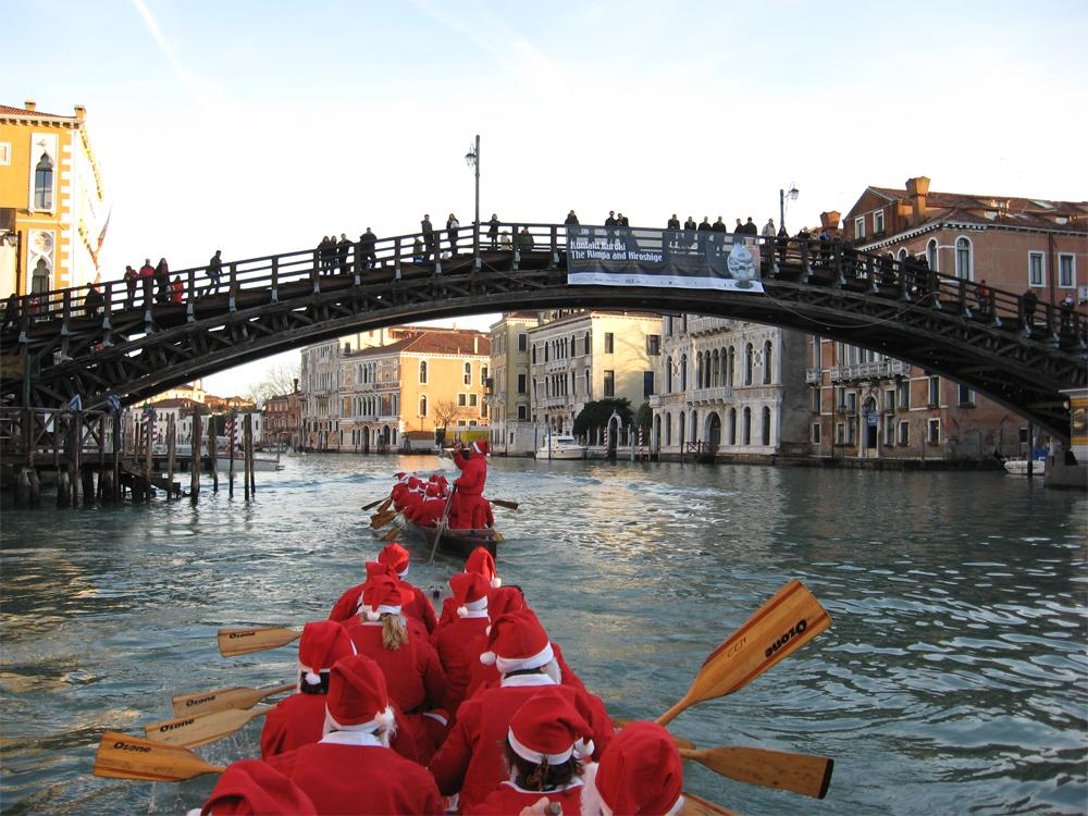 A Venezia in Dragone