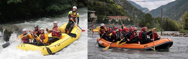 2014-06-15 - valstagna rafting